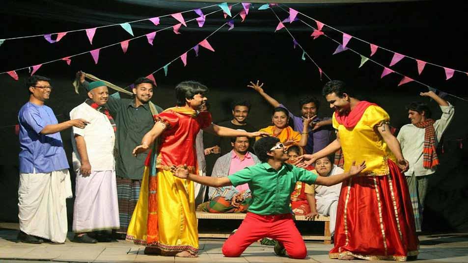 নাট্যলোকের প্রযোজনায় নতুন নাটক 'রুপসুন্দরী'