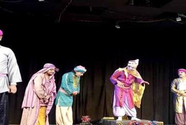 বর্ষবিদায় ও বরণে চিত্রাঙ্গদা'র চার প্রদর্শনী