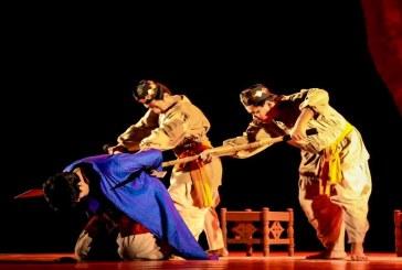 কণ্ঠশীলনের নাটক 'যাদুর লাটিম'র ৮ম প্রদর্শনী