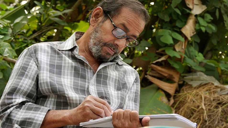 অশ্রুসিক্ত স্মরণে নির্মাতা সাইদুল আনাম টুটুল