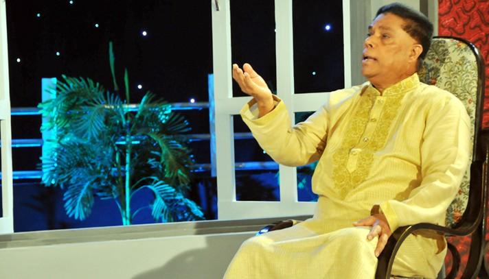 আজ আবারও টিভিতে গান গাইবেন মাহফুজুর রহমান
