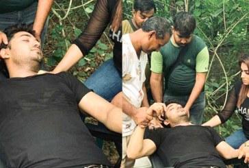 শুটিংয়ে নায়ক বাপ্পী মারাত্মক আহত