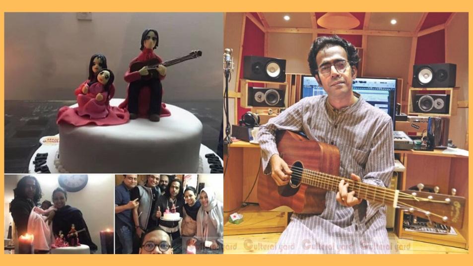 সঙ্গীতশিল্পী বাপ্পা মজুমদারের জন্মদিন আজ