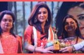 কলকাতার 'তুমি অনন্যা' পুরস্কার পেলেন জয়া আহসান