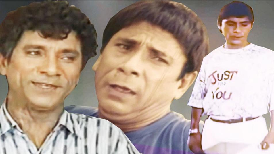 ঢাকাই সিনেমার 'হাসির রাজা' দিলদার