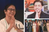 স্বাস্থ্যবিধি মেনে শুরু কলকাতা চলচ্চিত্র উৎসব: শাহরুখ-মমতার রাখিবন্ধন