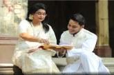 রবীন্দ্রজয়ন্তীতে রেজওয়ানা-পোলাকের কণ্ঠে গান–কবিতার সঙ্গীতচিত্র