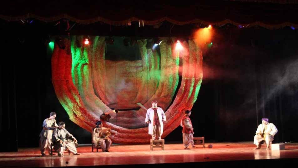 কণ্ঠশীলনের নাটক 'যাদুর লাটিম'র ৭ম প্রদর্শনী
