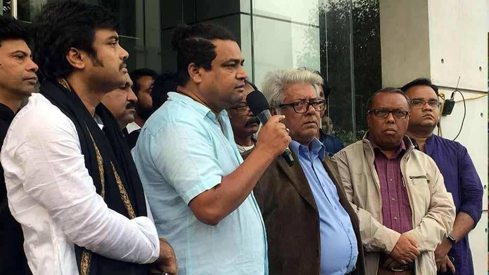 'আমজাদ হোসেনের জন্য কাঁদছে বাংলাদেশ'