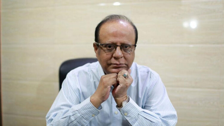 মারা গেলেন চলচ্চিত্র প্রযোজক নাসিরউদ্দিন দিলু
