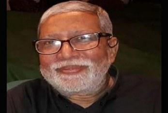 করোনাক্রান্ত হয়ে মারা গেলেন চলচ্চিত্র সাংবাদিক শফিউজ্জামান খান লোদী